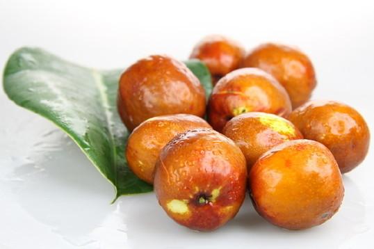秋食鮮棗——抗癌、美白、養生長壽