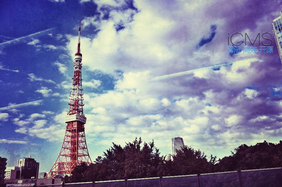 迷失在東京的霓虹