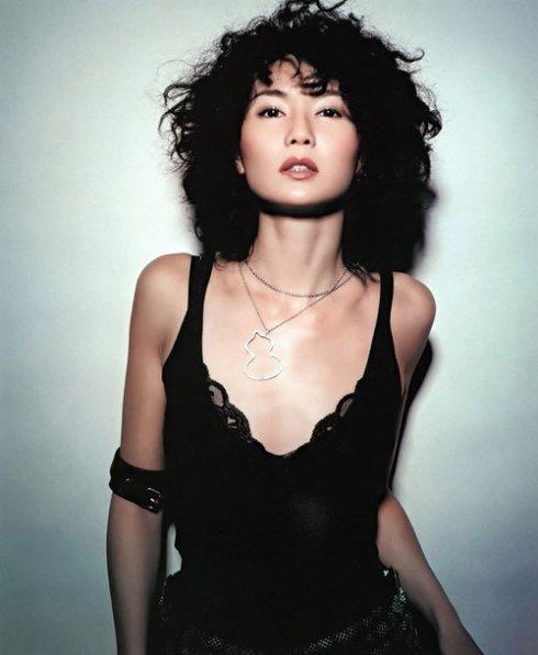 張曼玉,我愛的獨立女性