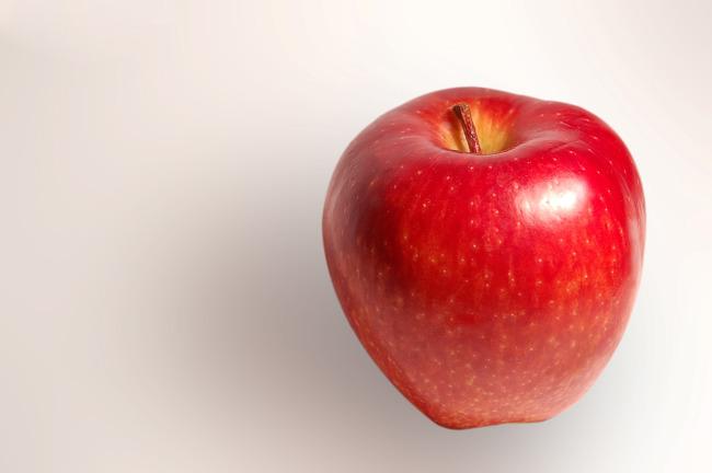 一個蘋果蘊藏大營養