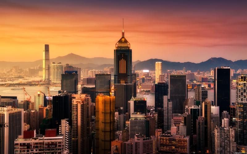 香港地理人文概況