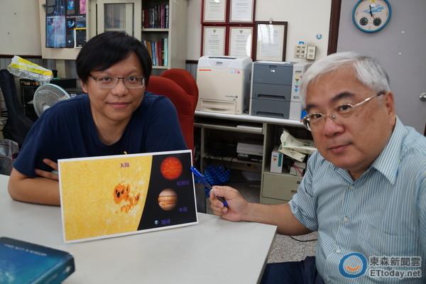 【台灣】中央大學團隊發現最年輕的棕矮星!