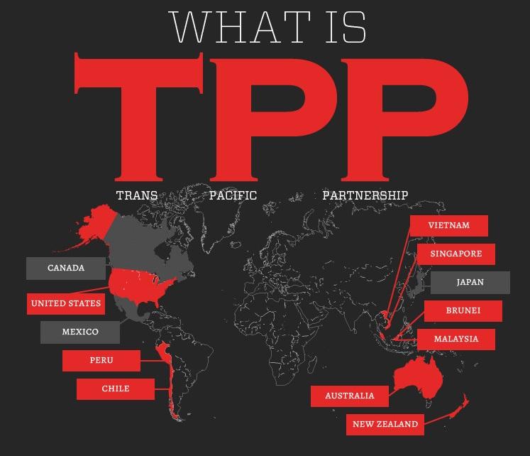 社評:美國應盡快邀請中國加入TPP
