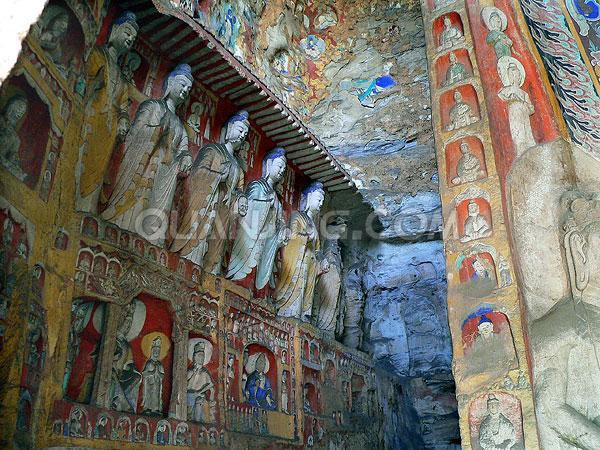 中國佛教藝術——山西大同雲岡石窟