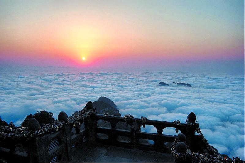 仙山——武當山