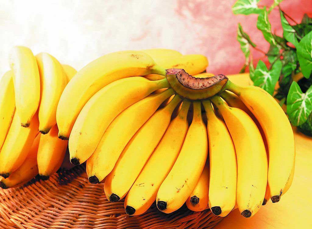 快樂水果——香蕉
