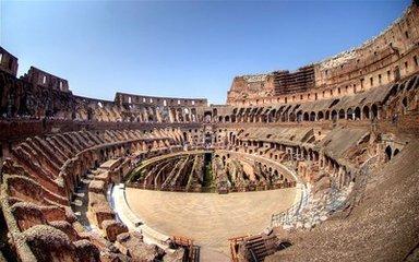 我熱愛綠影婆娑的西裏歐山,我熱愛羅馬