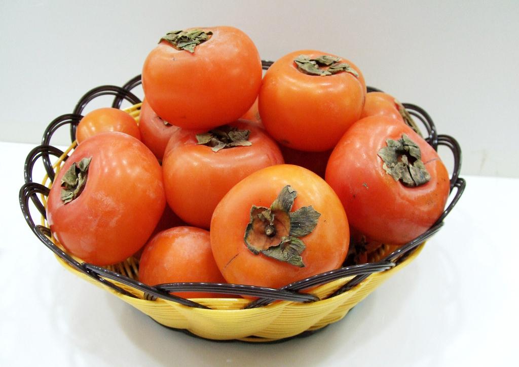 吃柿子注意事項