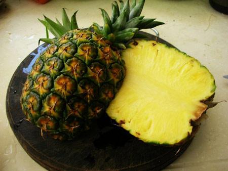 就是離不開菠蘿