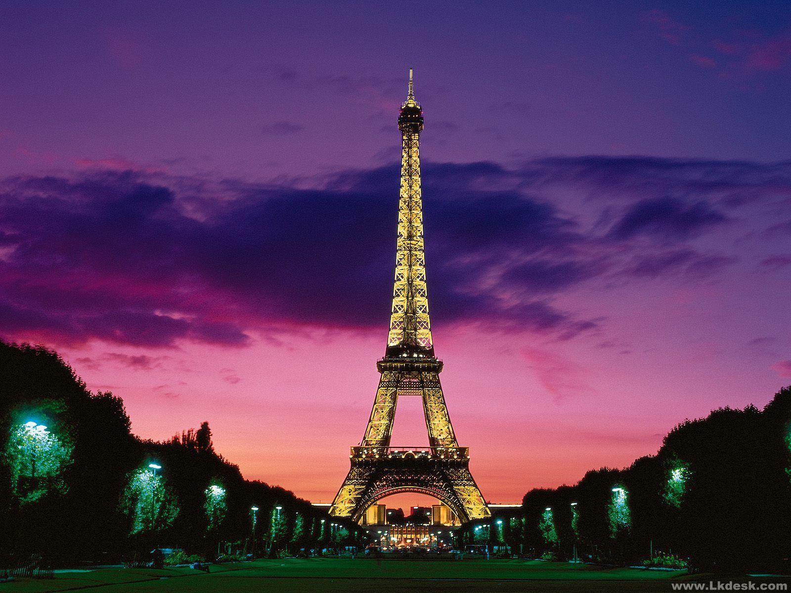 寻找浪漫的法國