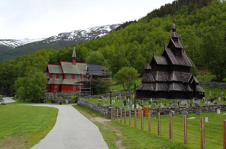 挪威看山水,體驗不一樣的風景