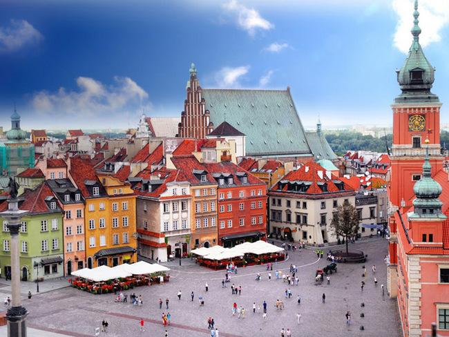 感受歷史,不可錯過波蘭華沙