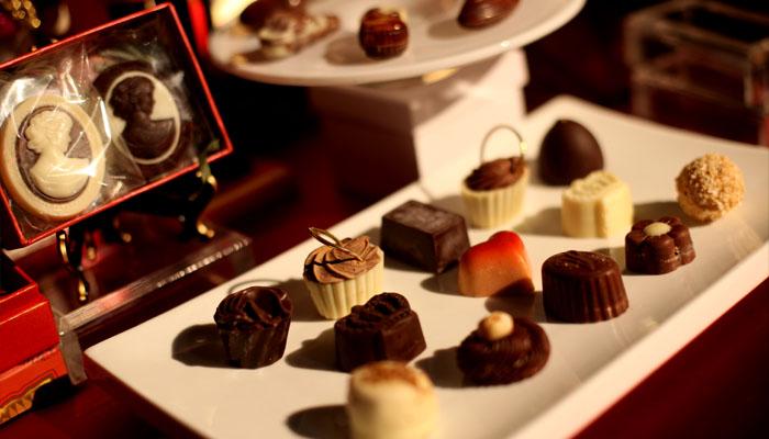 巧克力好吃功效又大