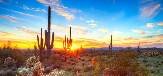 體驗美國西部狂野——亚利桑那州