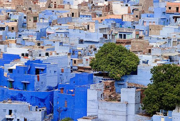 憂鬱的藍——久德普爾