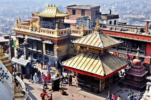 尼泊爾來個心靈之旅