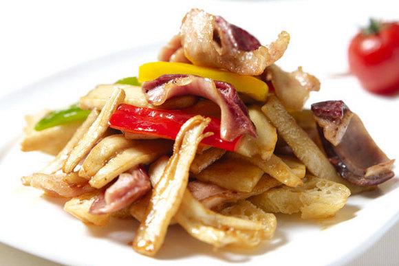 冬季吃雞腿菇最美味