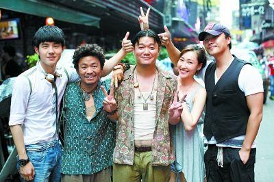 《唐人街探案》——又一部喜劇片正中觀眾下懷