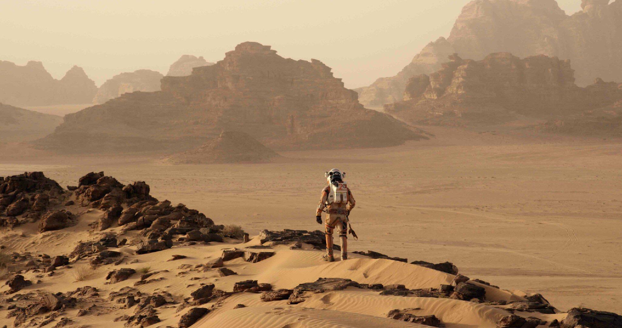 教你正面面對困境——火星救援
