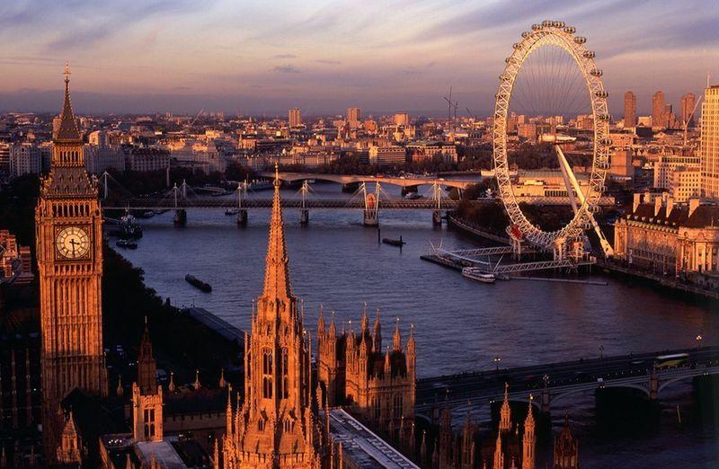 文藝青年的天堂——英國
