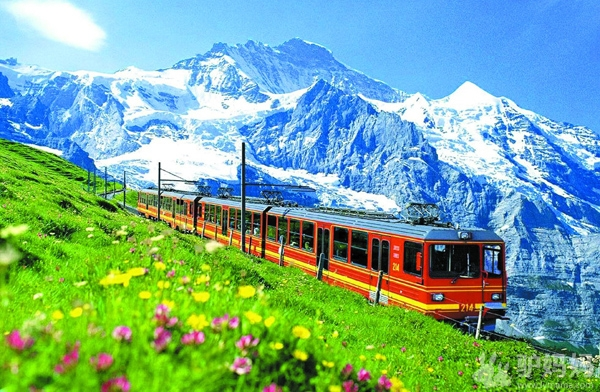 瑞士——一個奢華的旅遊國家
