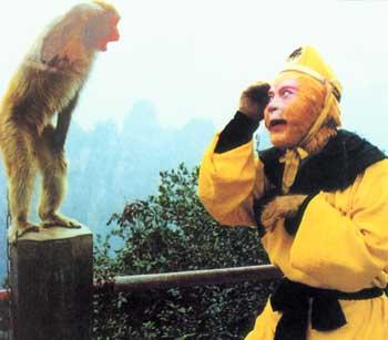猴年需要猴王一塊跨年