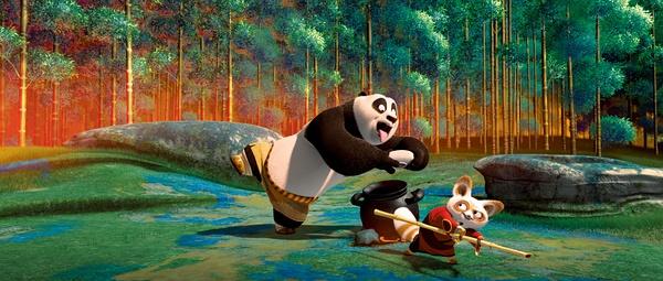 功夫熊貓3中國元素亮眼