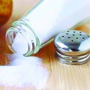 警惕過量食鹽