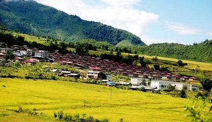 西藏神秘的墨脫