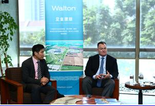 和頓國際集團將與更多中國夥伴開闢更廣闊的土地市場