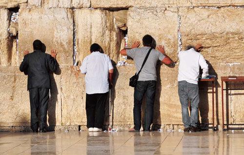 耶路撒冷——神的莊嚴基地