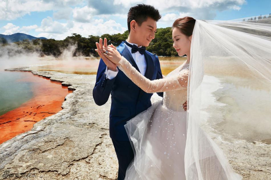 劉詩詩、吳奇隆要結婚啦