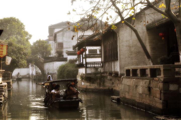 小橋流水在錦溪