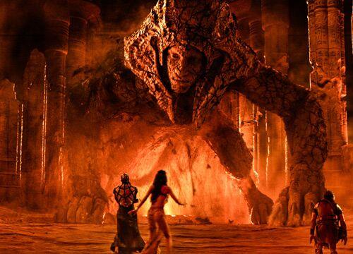 好萊塢大片《神戰:權力之眼》開始發力了