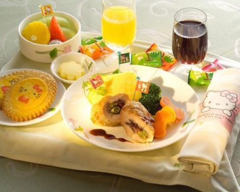 旅行路上的飛機餐
