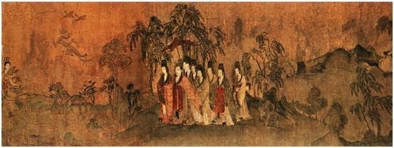 魏晉南北朝時期的小說與地理並盛絕不是偶然