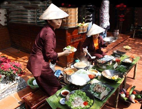 越南美食比美女更吸引人