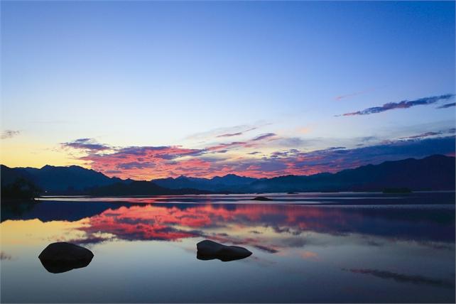 千島湖看不一樣的星空