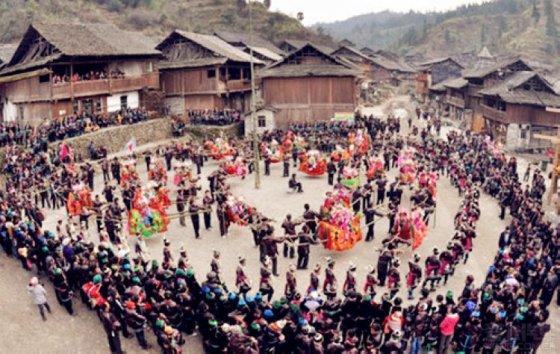 中國少數民族的特色節日