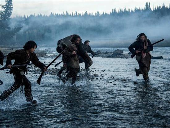《荒野獵人》票房過億