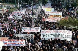 希臘經濟何解?