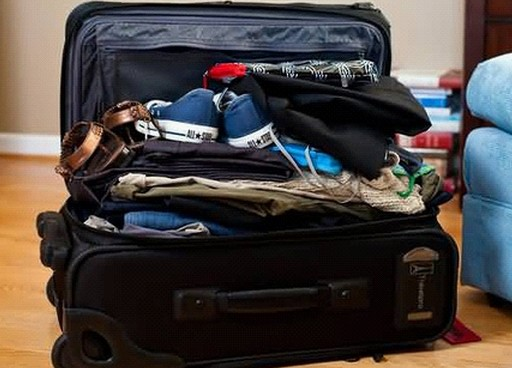 打包行李這麼簡單