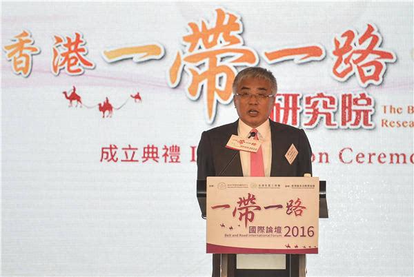一帶一路與亞投行同行為香港經濟助力