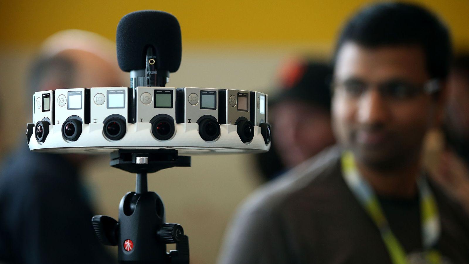 讓街拍更暢快的智能相機