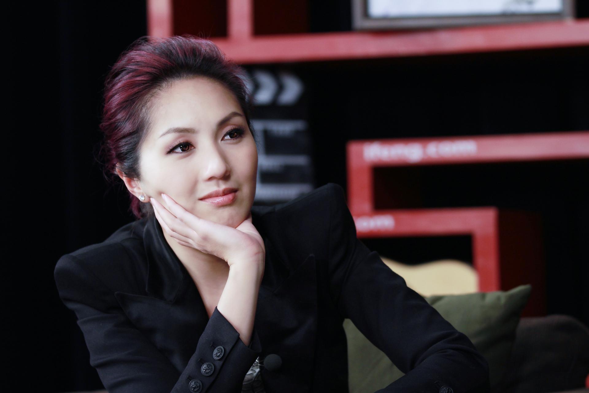 大笑星媽——楊千嬅