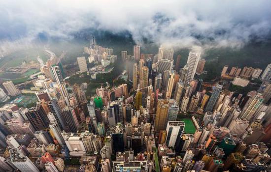 香港經濟在一帶一路中穩重發展