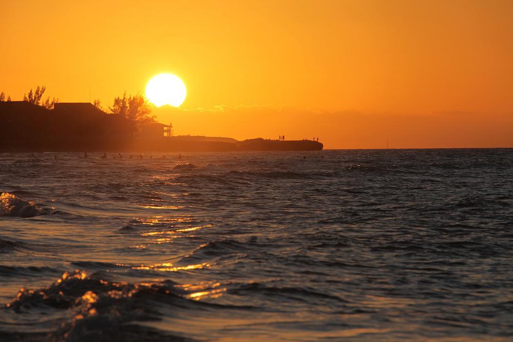 古巴享熱情的海灘