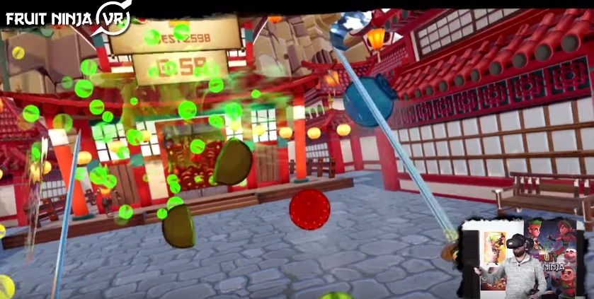 一大批遊戲加入VR行列