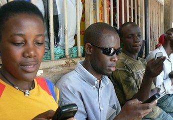 """中非共建非洲""""信息高速公路""""是下了一盤雙贏的""""大棋"""""""