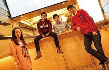 現在是香港青年人創業的黃金時代